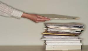 Образец заполнения книги учета бланков строгой отчетности.