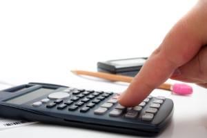 Расчет налогового возмещения