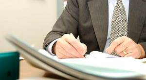 Заполнение квитанции к приходно-кассовому ордеру