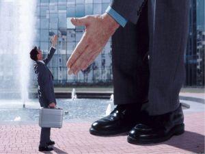 Получение кредита у банка
