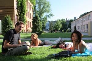 Варианты стажировки за границей
