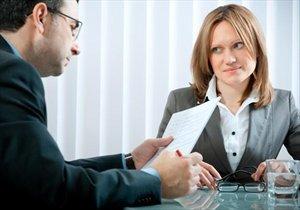 Написание заявления о приеме на работу