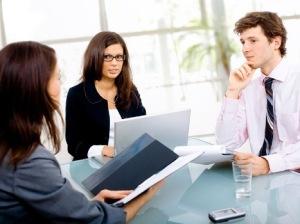 Как правильно вести себя на собеседовании