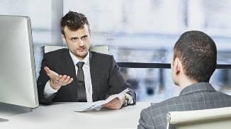 Собеседование на должность бухгалтера