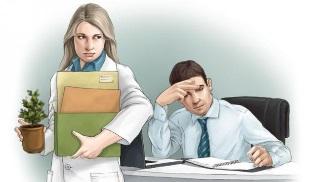 Незаконное увольнение работника