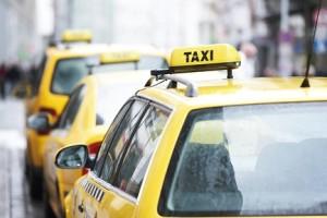Работа такси