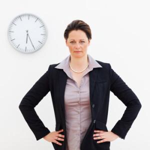Как уволить за опоздание