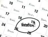 график отпусков