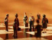 Шахматы в виде людей