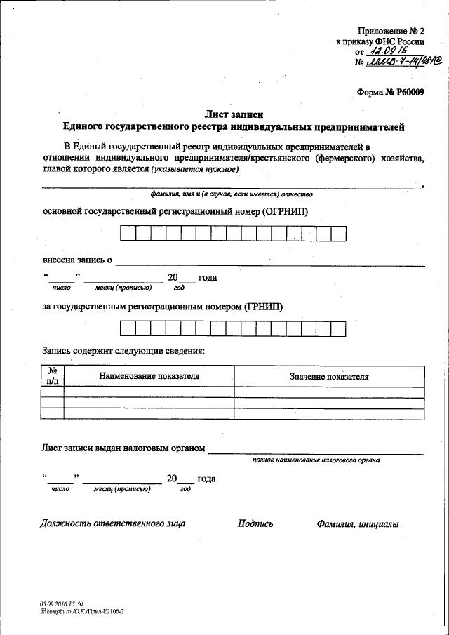 Какой документ выдается ип при регистрации с 2019 года регистрация ип на сайте налоговой инспекции