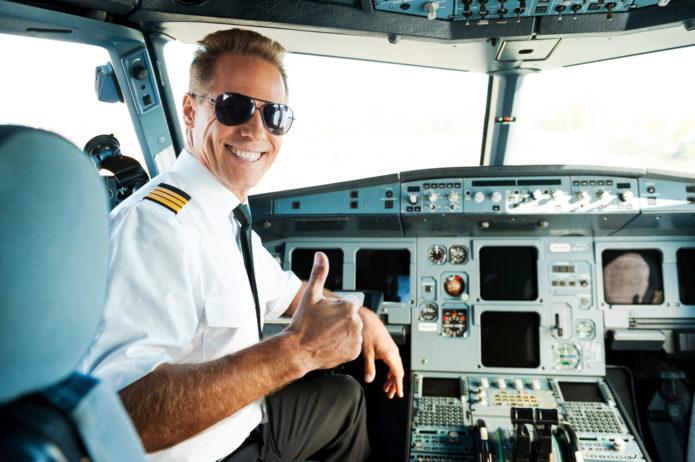 Сколько получают пилоты