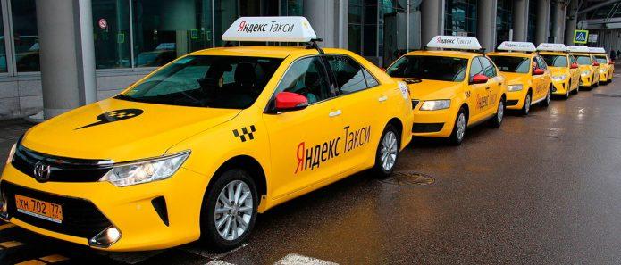 аренда авто такси