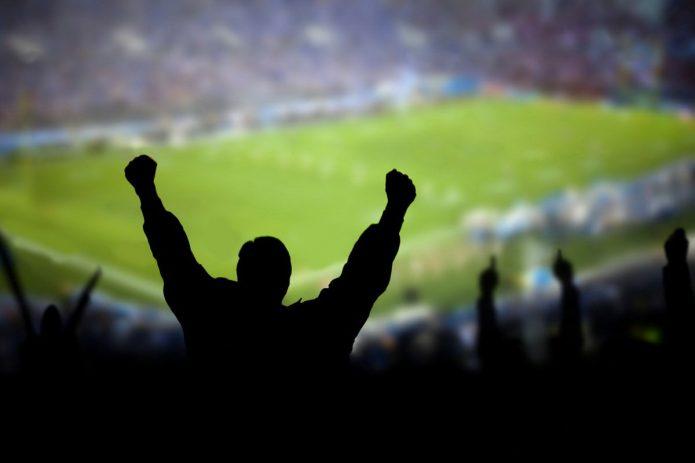 Футбольный болельщик