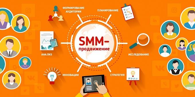 Картинка про SMM
