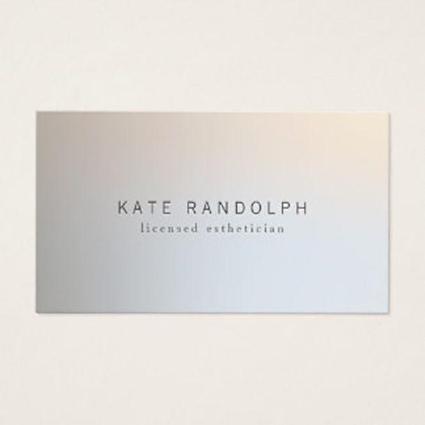 креативные визитки для бизнеса