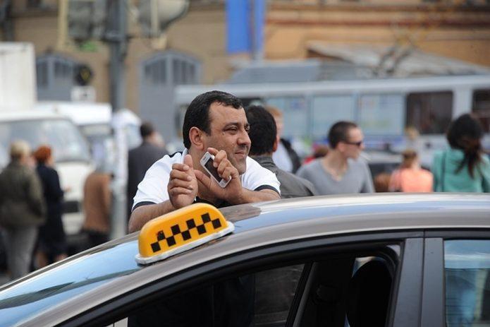 зарплата таксист
