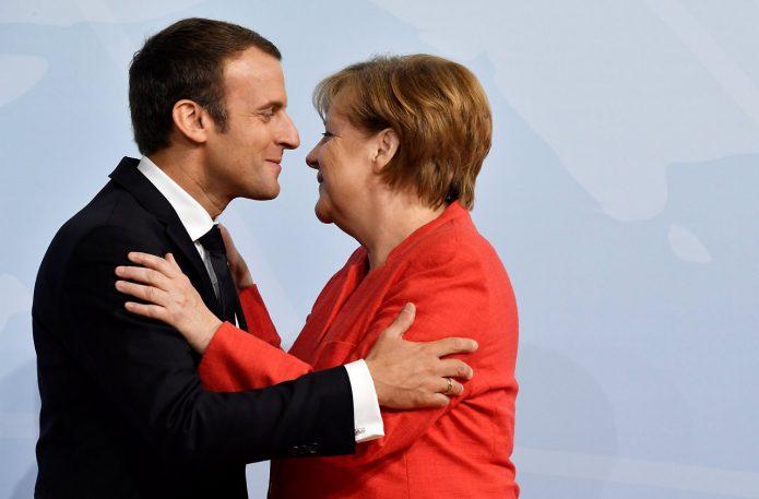 Маркон и Меркель