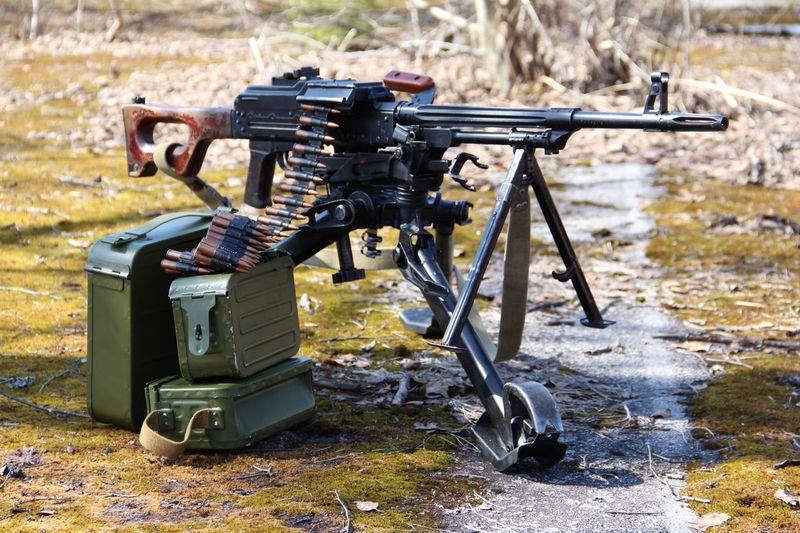 Российский пулемет признали лучшим в мире