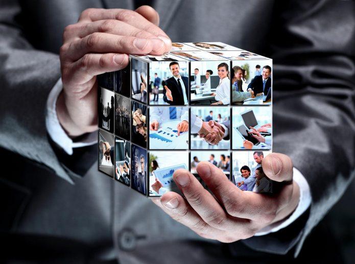 Частный бизнес, как кубик Рубика