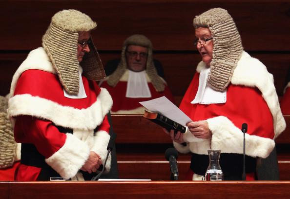 Английский суд