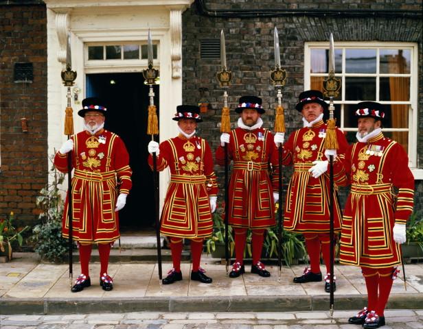 Национальная одежда Великобритании