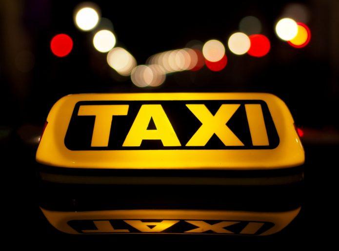 Значок «Такси»