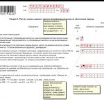 Шаблон заполнения декларации ЕНВД, страница 4