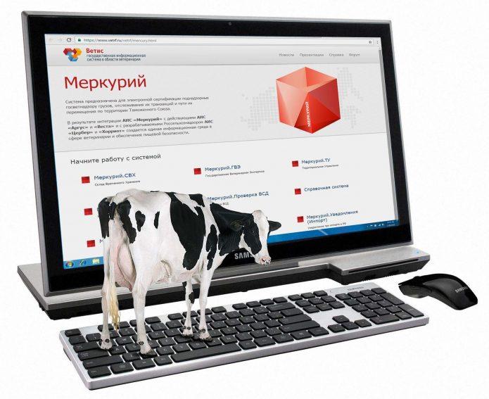 Система для электронной сертификации «Меркурий»