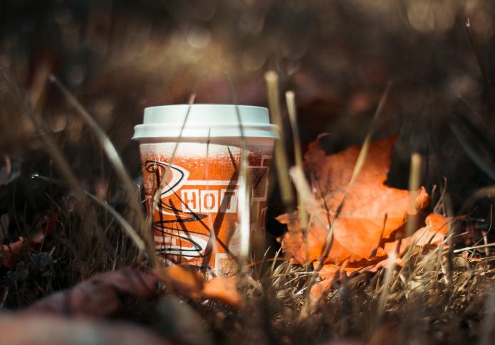 Кофе из кофейни