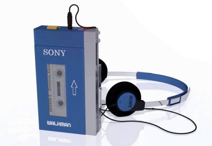 Плеер Walkman