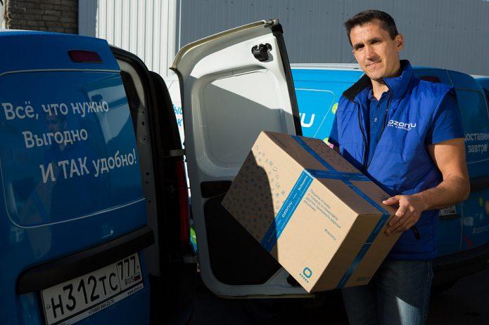 Ozon сервис доставки