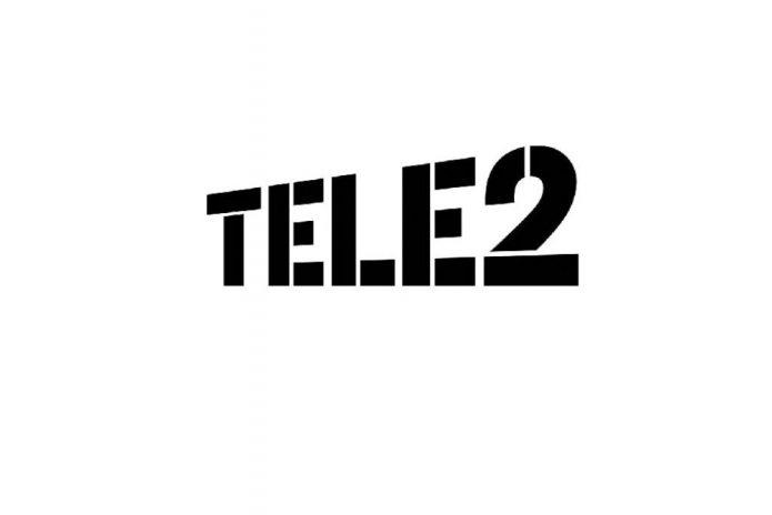 Tele2 лого