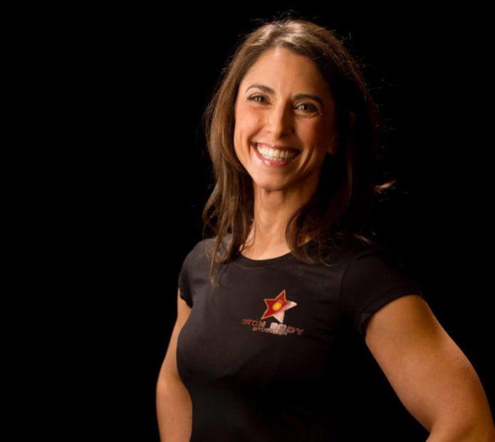 Фитнес-тренер из США