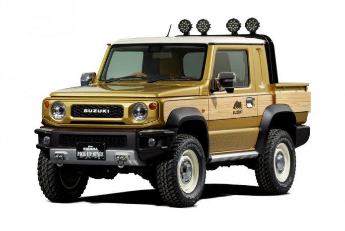 Suzuki Jimny Pick Up Style