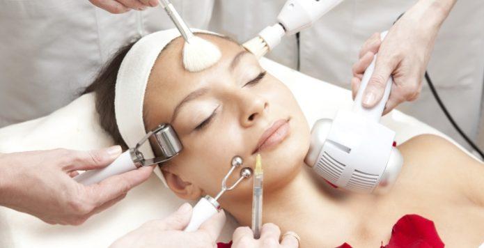 Различные косметические процедуры